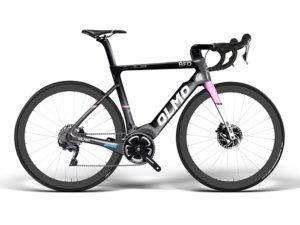 Corre el Giro-E con Polini